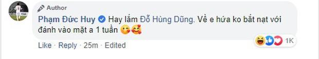 Dự đoán sai tỷ số trận chung kết SEA Games 30, hoàng tử Đức Huy được một phen gáy tung trời - Ảnh 3.