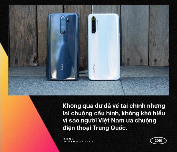 Vsmart: Điểm khác biệt cốt lõi giúp smartphone Việt lật ngược thế cờ trước smartphone Trung Quốc sau nhiều năm thất thế - Ảnh 2.