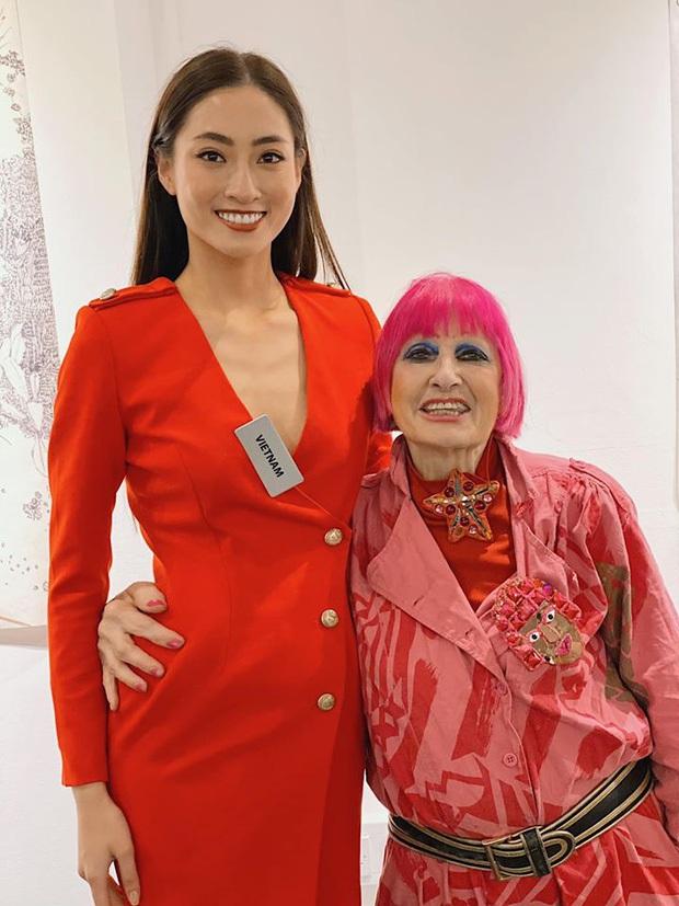 Bắn tiếng Anh đến mức đương kim Hoa hậu phải trầm trồ, Lương Thùy Linh vẫn trượt suất tiến thẳng vào Top 40 Miss World - Ảnh 10.