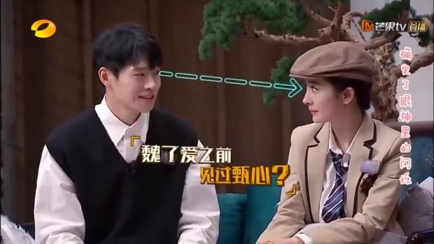 Trước khi bị tóm sống vào khách sạn, Dương Mịch và tình trẻ từng tình bể bình trên show thực tế - Ảnh 3.