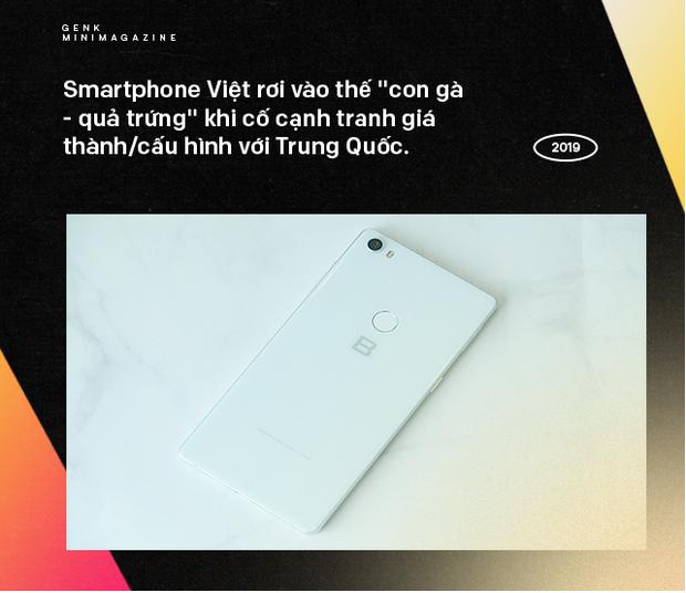 Vsmart: Điểm khác biệt cốt lõi giúp smartphone Việt lật ngược thế cờ trước smartphone Trung Quốc sau nhiều năm thất thế - Ảnh 3.