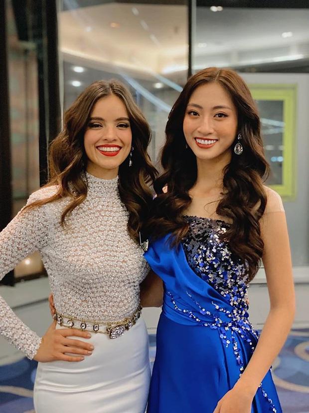 Bắn tiếng Anh đến mức đương kim Hoa hậu phải trầm trồ, Lương Thùy Linh vẫn trượt suất tiến thẳng vào Top 40 Miss World - Ảnh 11.