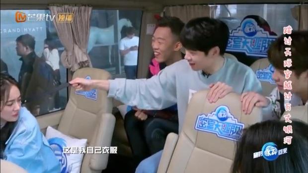 Trước khi bị tóm sống vào khách sạn, Dương Mịch và tình trẻ từng tình bể bình trên show thực tế - Ảnh 5.