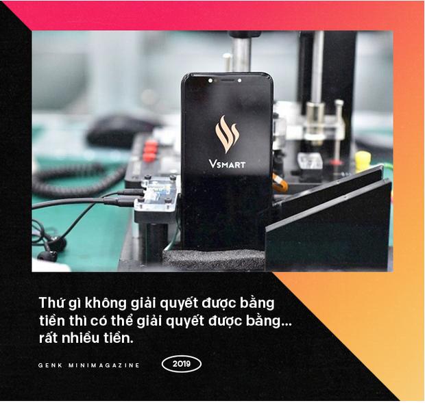 Vsmart: Điểm khác biệt cốt lõi giúp smartphone Việt lật ngược thế cờ trước smartphone Trung Quốc sau nhiều năm thất thế - Ảnh 7.