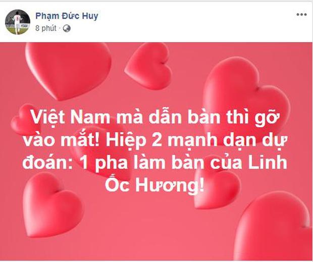 Đức Huy mạnh dạn khẳng định Indonesia hiện không có cửa gỡ với Việt Nam, dự đoán Tiến Linh sẽ tiếp tục ghi bàn! - Ảnh 1.