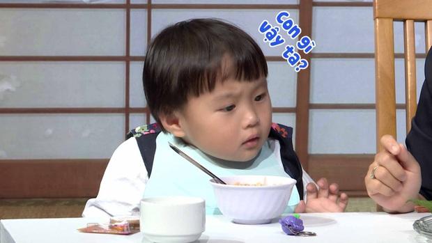 Bé Sa hiếu kỳ trước chú Trấn Thành, Quỳnh Trần JP bật khóc nhớ lại nỗi đau từng mất con - Ảnh 6.