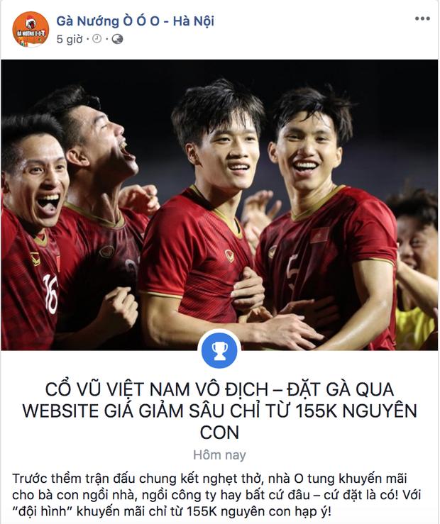 Việt Nam giành HCV rồi, quán nào mà chưa giảm giá ăn mừng là lỗi thời ngay với loạt quán dưới đây đó! - Ảnh 7.