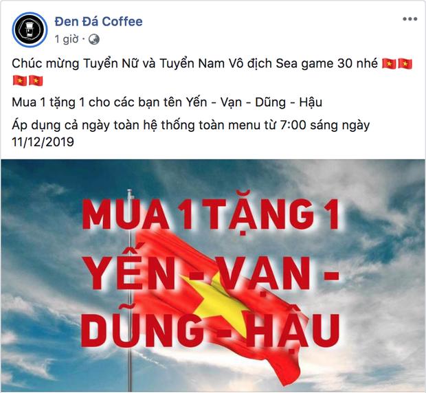 Việt Nam giành HCV rồi, quán nào mà chưa giảm giá ăn mừng là lỗi thời ngay với loạt quán dưới đây đó! - Ảnh 4.