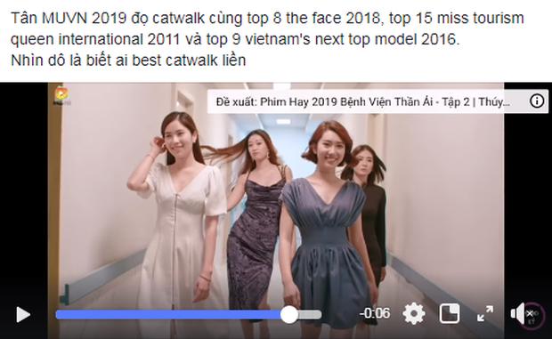 Clip hot trở lại: Hoa hậu Khánh Vân đọ thần thái, catwalk cùng dàn cựu thí sinh Next Top, The Face... - Ảnh 4.
