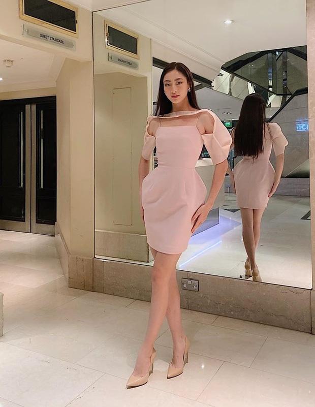 Lương Thùy Linh tiến thẳng vào Top 10 Hoa hậu Nhân ái, liệu lặp lại thành tích của Đỗ Mỹ Linh? - Ảnh 4.