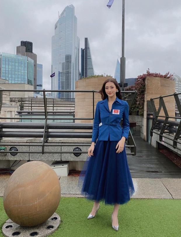 Lương Thùy Linh tiến thẳng vào Top 10 Hoa hậu Nhân ái, liệu lặp lại thành tích của Đỗ Mỹ Linh? - Ảnh 3.