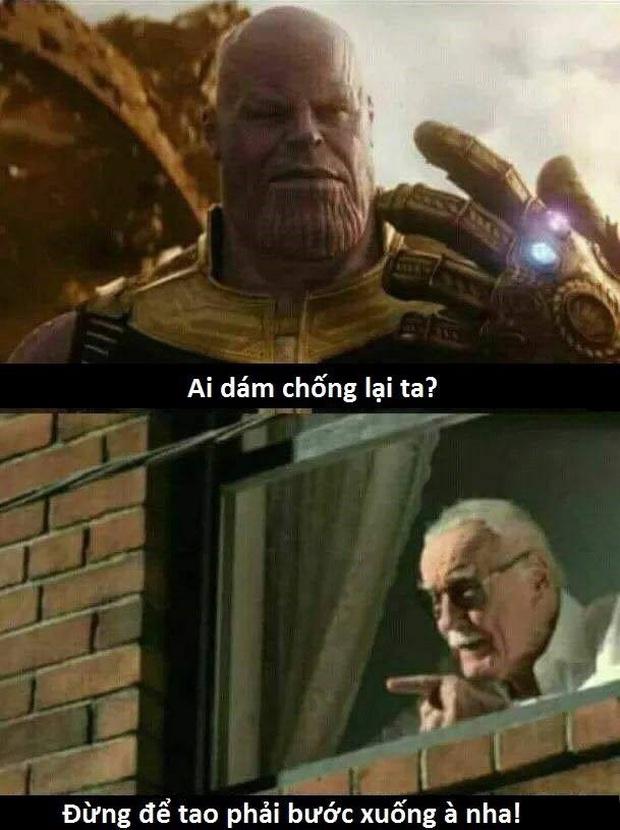 Endgame hết từ lâu nhưng Thanos chưa bao giờ hết hot vì suốt ngày bị netizen chế meme tới nỗi lọt top tìm kiếm của Google - Ảnh 5.