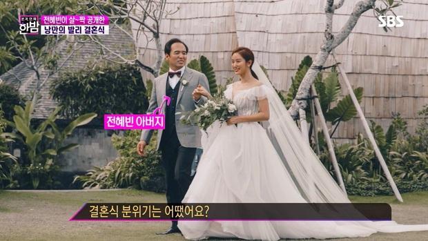 Đám cưới tình cũ Lee Jun Ki gây xôn xao MXH: Váy cưới, trang trí đẹp như cổ tích, thân thế chồng nữ minh tinh được chú ý - Ảnh 3.
