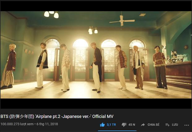 Bán cả triệu bản album Nhật nhưng đến giờ BTS mới san bằng thành tích khủng của SNSD và TWICE trên YouTube - Ảnh 1.