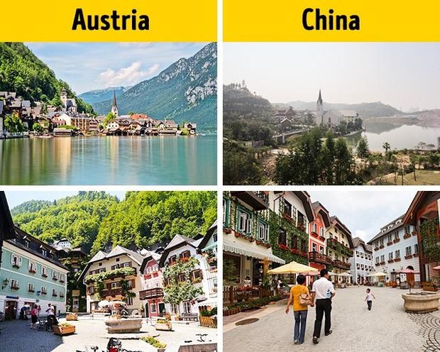 Những thị trấn độc đáo nhất thế giới có thể khiến bạn há hốc mồm khi nghe tên, nơi nào cũng cực đông khách du lịch - Ảnh 6.