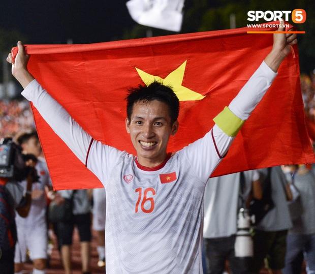 """Đội trưởng U22 Việt Nam, Đỗ Hùng Dũng: """"Tôi sẽ kể lại chiến công lịch sử này khi con trai mình lớn khôn"""" - Ảnh 4."""