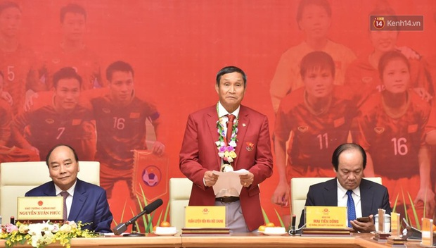 Bất ngờ với thực đơn Thủ tướng chiêu đãi các cầu thủ U22 Việt Nam - Ảnh 3.