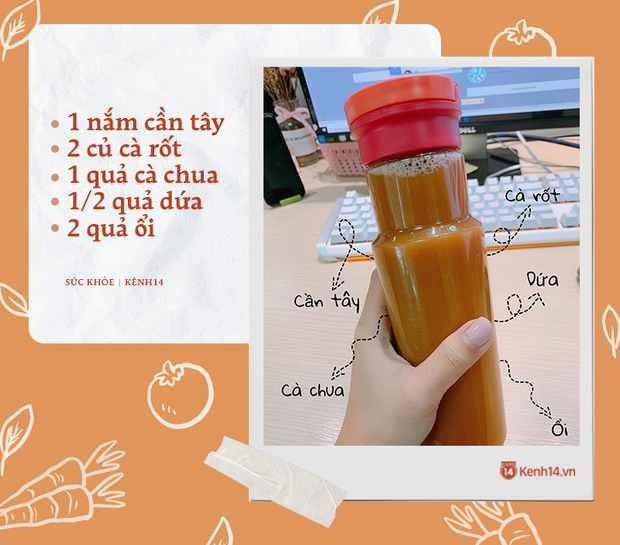 Nghe 9x Sài Gòn gợi ý 6 công thức nước detox vừa dễ làm, vừa cải thiện da dẻ và sức khoẻ không ngờ - Ảnh 2.