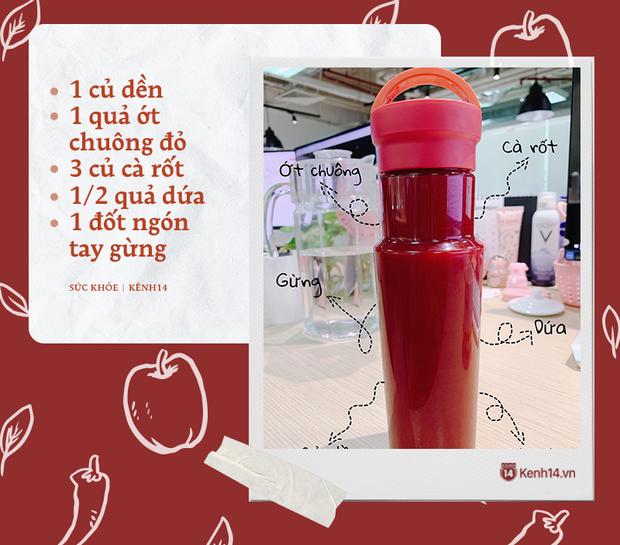 Nghe 9x Sài Gòn gợi ý 6 công thức nước detox vừa dễ làm, vừa cải thiện da dẻ và sức khoẻ không ngờ - Ảnh 4.