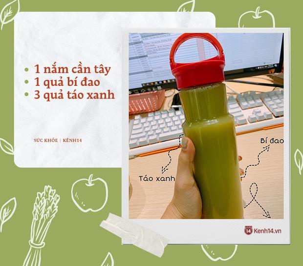 Nghe 9x Sài Gòn gợi ý 6 công thức nước detox vừa dễ làm, vừa cải thiện da dẻ và sức khoẻ không ngờ - Ảnh 8.