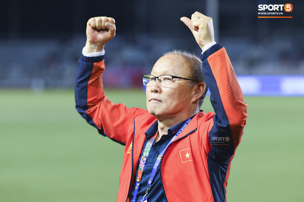 HLV Park Hang-seo: Chiến thắng này xin gửi tới toàn thể nhân dân Việt Nam - Ảnh 2.