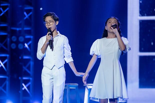 Cặp đôi vàng nhí: Long Nhật nhún nhảy không ngừng khi xem hot boy lai Hàn trình diễn hit Big Bang - Ảnh 5.