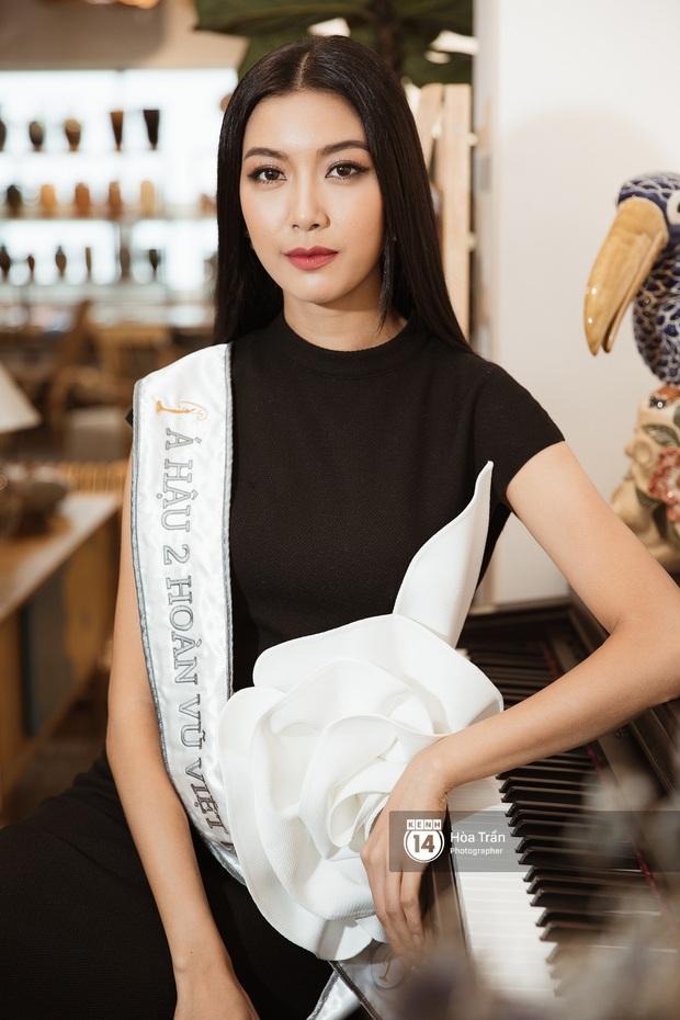 Bộ ảnh đầu tiên của Top 3 Hoa hậu Hoàn vũ sau đăng quang: Khánh Vân đẹp xuất thần, Kim Duyên và Thúy Vân sắc sảo mười phân vẹn mười - Ảnh 14.