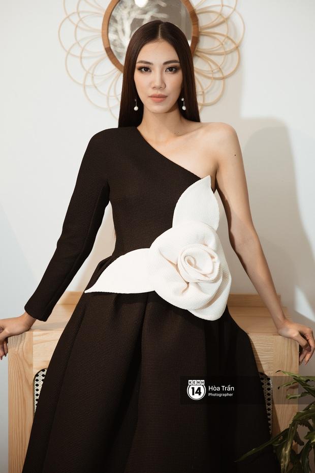 Bộ ảnh đầu tiên của Top 3 Hoa hậu Hoàn vũ sau đăng quang: Khánh Vân đẹp xuất thần, Kim Duyên và Thúy Vân sắc sảo mười phân vẹn mười - Ảnh 10.