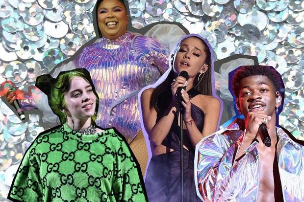 Làng nhạc thế giới chứng kiến sự đổi ngôi ấn tượng của ngôi sao thế hệ mới: Ariana Grande, Billie Eilish hay Lizzo, Lil Nas X liệu có đủ sức kế thừa? - Ảnh 1.