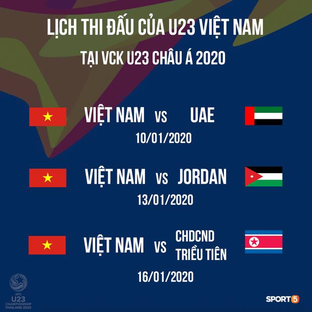 Chính thức: U22 Việt Nam chia tay 1 thủ môn, gọi lại Đình Trọng và Trọng Đại cho chuyến tập huấn tại Hàn Quốc để chuẩn bị cho giải U23 châu Á 2020 - Ảnh 3.