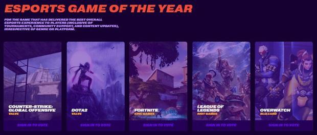 Faker lại cạnh tranh với Perkz danh hiệu Game thủ Esports xuất sắc nhất tại The Game Awards 2019 danh giá - Ảnh 2.