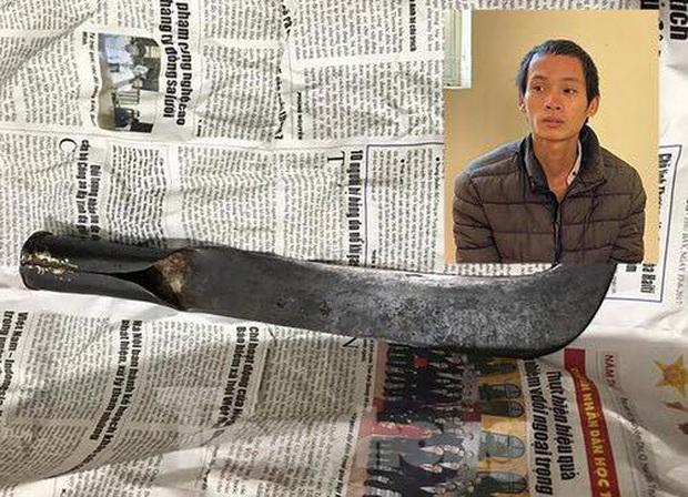Em dùng dao quắm đâm chém, cứa cổ khiến anh trai tử vong - Ảnh 1.