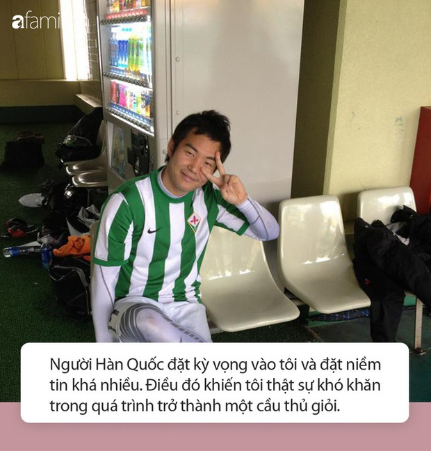 Con trai duy nhất của HLV Park Hang Seo: Từ bỏ bóng đá vì áp lực, từng nói câu đặc biệt dẫn đến thành công hiện tại của bố  - Ảnh 2.