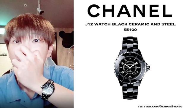 Chuyện RM (BTS) đeo đồng hồ tiền tỷ cũng không bất ngờ bằng phản ứng của cư dân mạng với việc này - Ảnh 3.