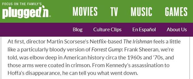Khán giả khen hết lời The Irishman: Màn trình diễn của những già gân hay phiên bản đẫm máu của kiệt tác Forrest Gump? - Ảnh 14.