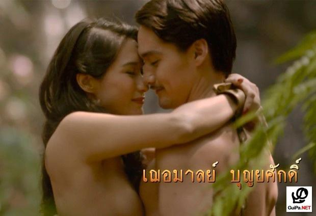 Bỏng mắt với 5 mĩ nhân siêng cởi nhất màn ảnh Thái: HLV The Face cũng táo bạo không kém phần ai - Ảnh 14.