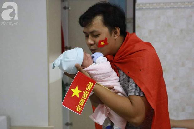 Những em bé chào đời trong giây phút U22 Việt Nam giành HCV SEA Games 30 - Ảnh 5.