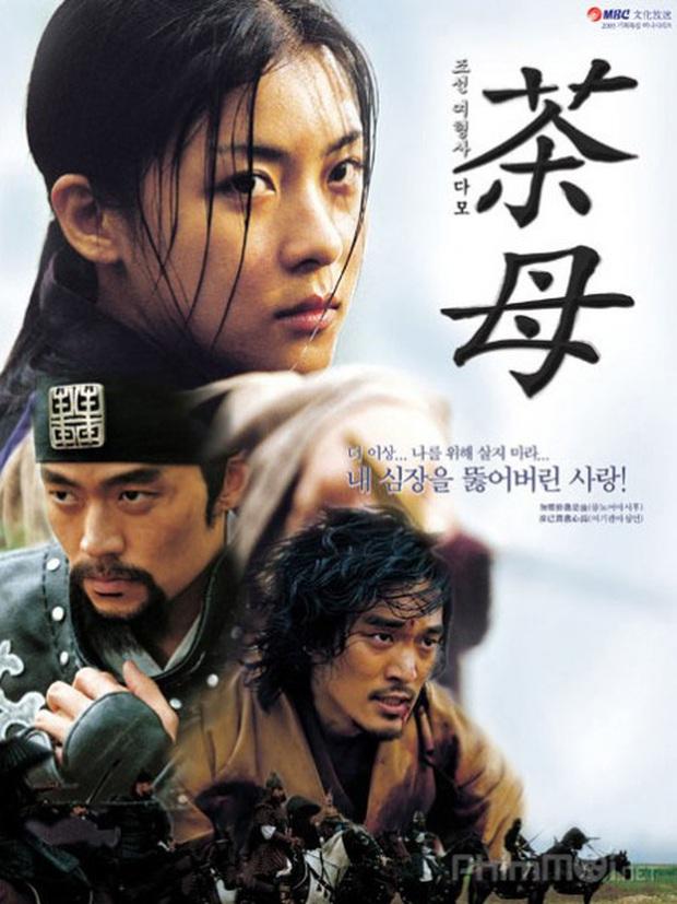 8 phim nhất định phải xem nếu trót mê Hoàng Hậu Ki Ha Ji Won: Từ đả nữ đến gái ngành chị đại không ngán vai nào! - Ảnh 8.