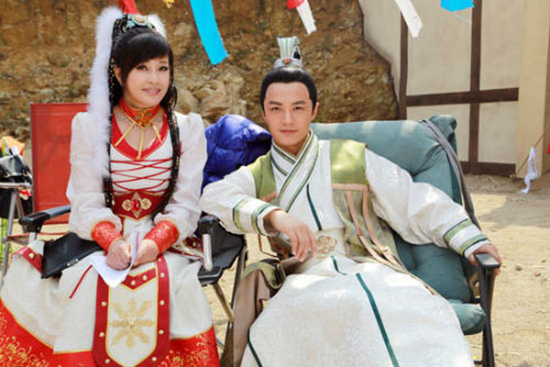 Ngã ngửa khi biết tuổi thật và tuổi trên phim của các cặp sao châu Á: Mẹ con bằng tuổi nhau ngoài đời, cháu bỗng hoá chú - Ảnh 22.