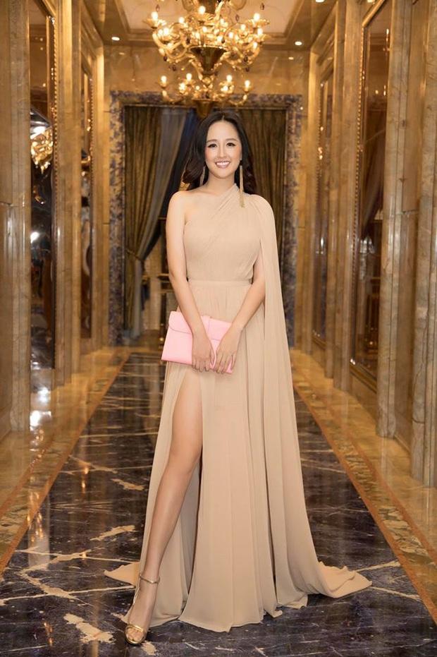 Sự kiện hội tụ cả dàn Hoa hậu quyền lực: Đỗ Mỹ Linh và Tiểu Vy hóa nữ thần, đụng độ loạt mỹ nhân Vbiz chiều cao khủng - Ảnh 8.