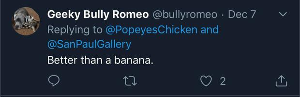 """Sốc: Popeyes ra mắt siêu phẩm """"sandwich gà dán tường"""" trị giá tới… 120 nghìn USD, dân tình trố mắt tự hỏi có gì mà đắt đến vậy? - Ảnh 8."""