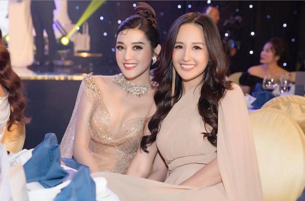 Sự kiện hội tụ cả dàn Hoa hậu quyền lực: Đỗ Mỹ Linh và Tiểu Vy hóa nữ thần, đụng độ loạt mỹ nhân Vbiz chiều cao khủng - Ảnh 6.