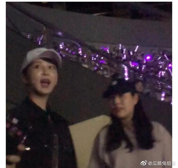 Rộ nghi vấn Dương Tử hẹn hò Lay (EXO), thậm chí còn lộ ảnh ôm hôn đắm đuối? - Ảnh 3.