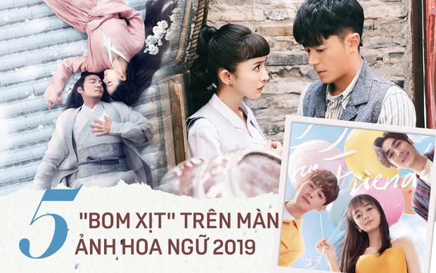 5 bom xịt truyền hình Hoa Ngữ 2019: Bạch Phát bị chê ỏng eo, Thần Tịch Duyên nghi ngờ copy bom tấn của Dương Mịch - Ảnh 1.