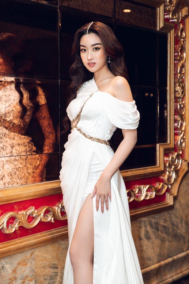 Sự kiện hội tụ cả dàn Hoa hậu quyền lực: Đỗ Mỹ Linh và Tiểu Vy hóa nữ thần, đụng độ loạt mỹ nhân Vbiz chiều cao khủng - Ảnh 2.