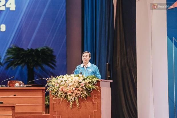 Hơn 1.000 đại biểu thanh niên ưu tú tham gia Đại hội đại biểu toàn quốc Hội Liên hiệp thanh niên Việt Nam - Ảnh 4.