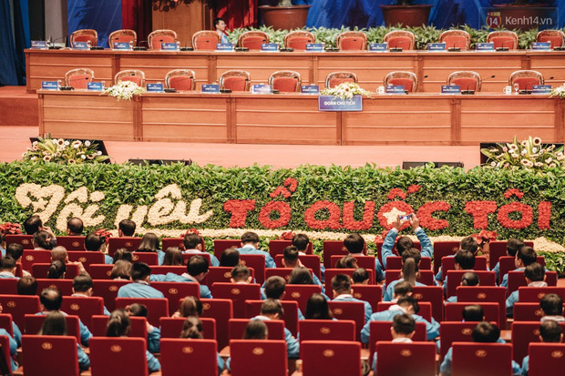 Hơn 1.000 đại biểu thanh niên ưu tú tham gia Đại hội đại biểu toàn quốc Hội Liên hiệp thanh niên Việt Nam - Ảnh 6.