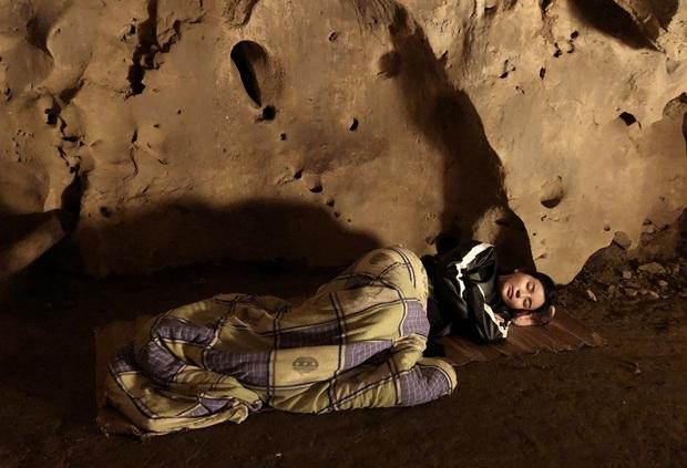 Mợ Hai Sáng Cao Thái Hà bị nghiệp quật phải sống trong hốc trong hang ở bom tấn mới nhà VTV - Ảnh 6.