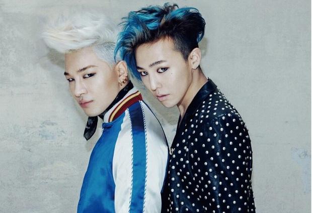 Bị YG đăng kí bản quyền tên gọi, G-Dragon và Taeyang buộc phải tái kí hợp đồng nếu không muốn mất nghệ danh? - Ảnh 2.