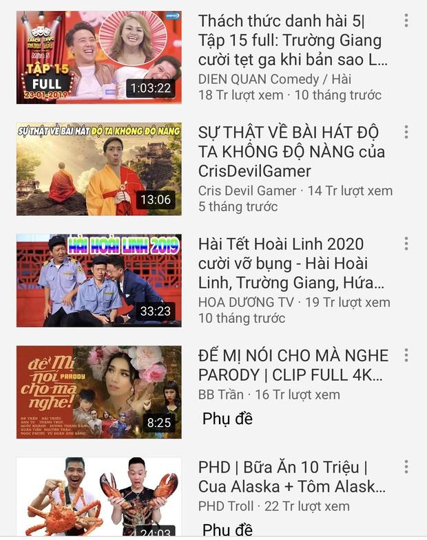 YouTube công bố Top Trending Video của năm 2019, Thách thức danh hài là đại diện TV Show duy nhất lọt top - Ảnh 2.